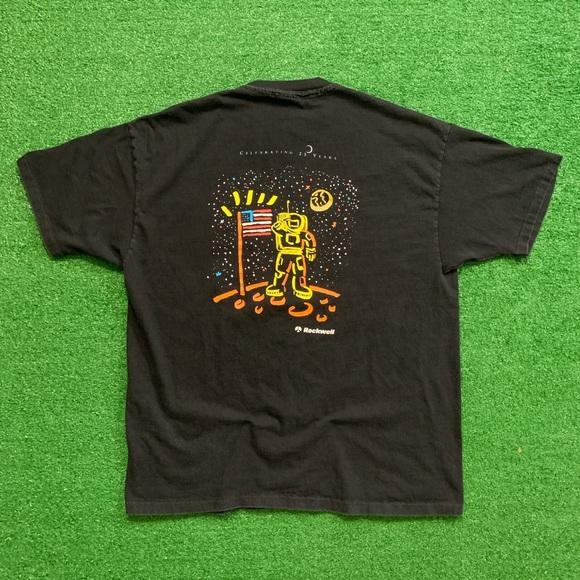 Vintage Other - Vintage Apollo 11 25th Anniversary Shirt